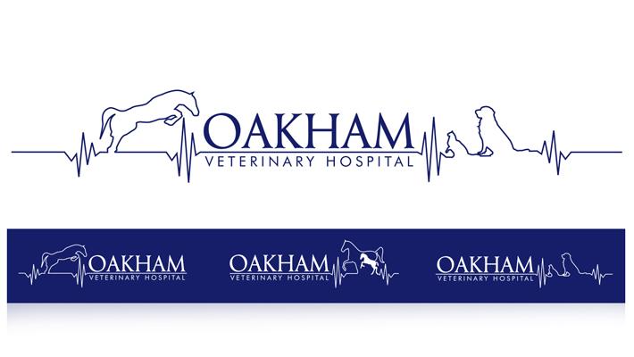 Oakham Vet Hospital Logo
